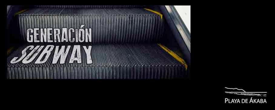 Pertenezco a la Generación Subway