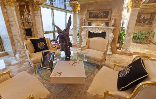 Saksikan Rumah Mewah Salah Seorang Manusia Paling Kaya di Dunia, Donald Trump