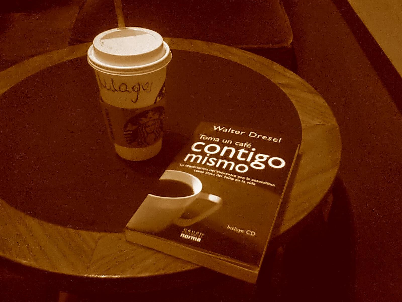 Toma un café contigo mismo - Dr Walter Dresel