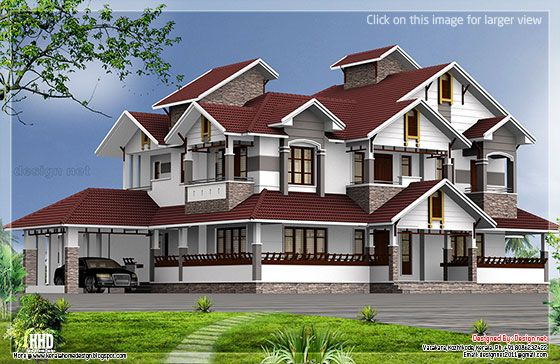 6 BHK luxury house