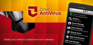 zoner free antivirus for android phones and tablets