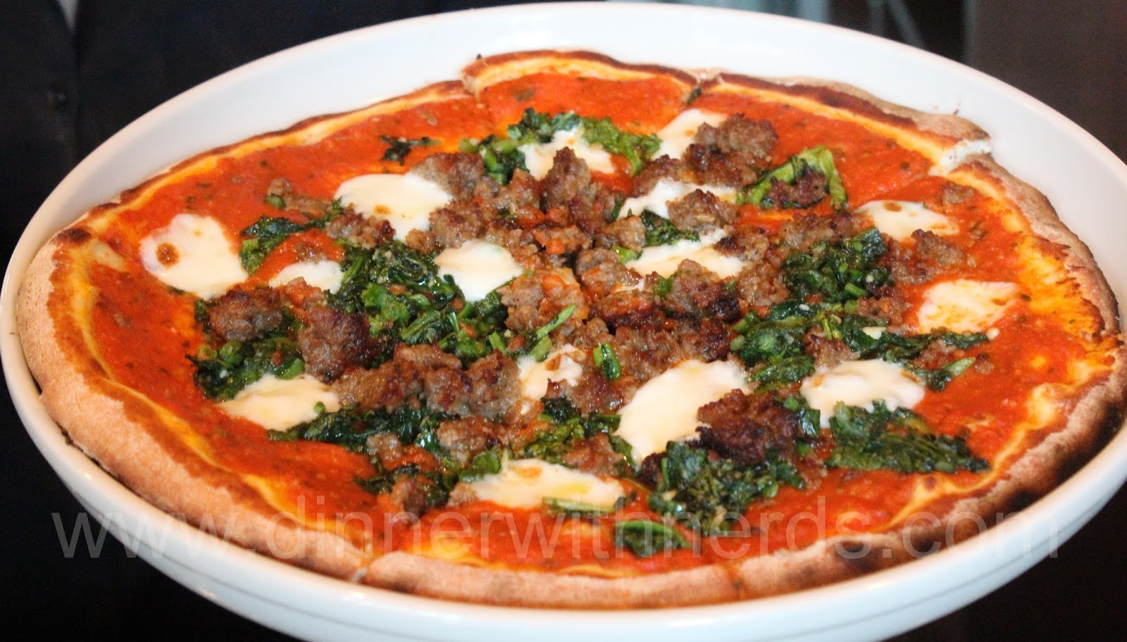 Pizza Sardinia Enoteca Ristorante