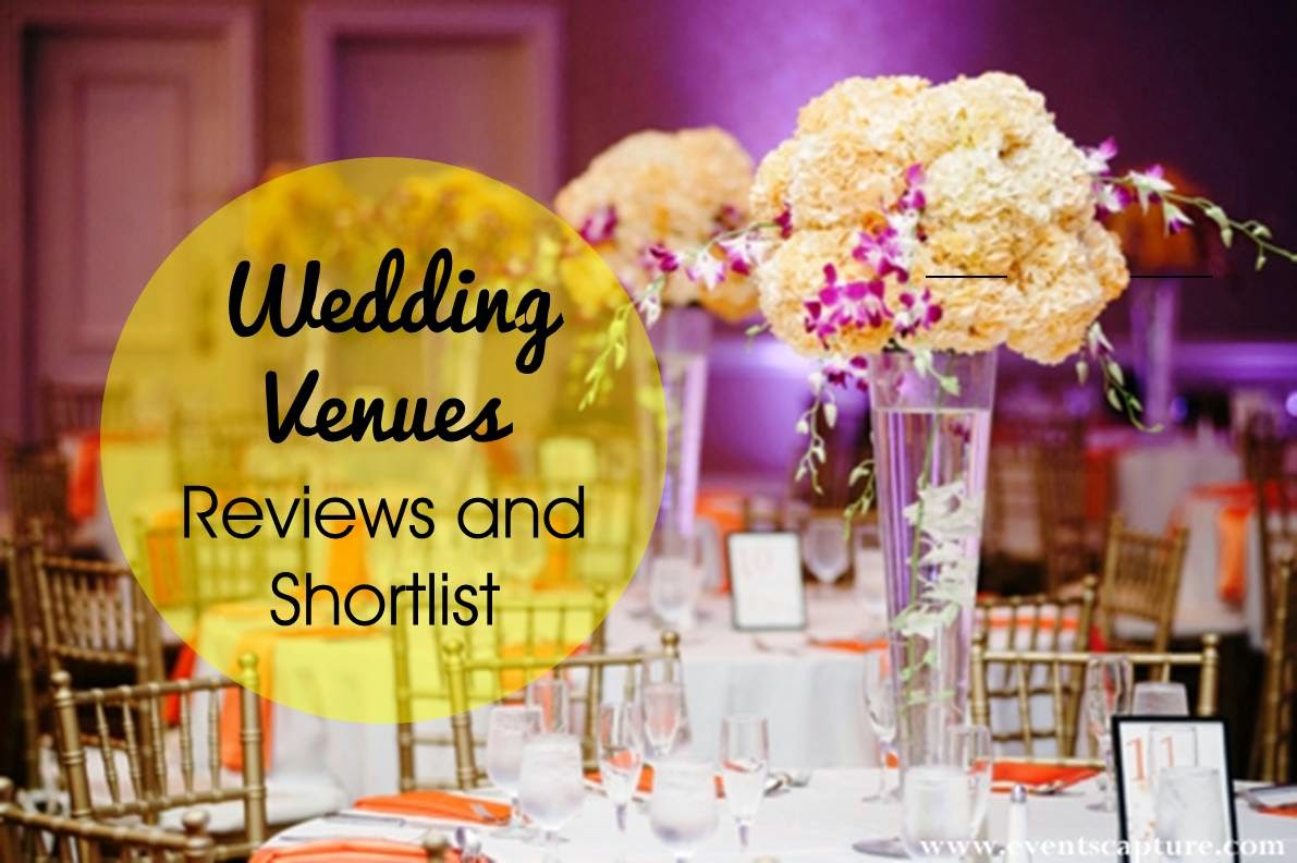 Wedding Preps Series My Party Venues Reviews And Shortlist