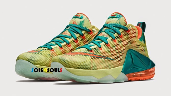 Price : MYR 1428 / USD 400 (Shipping not included) Colorways: WHITE  LIME/BRIGHT MANGO-NW GRN Release Date: 01 Mar, 2015. The LeBron 12 ...