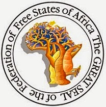FFSA - FEDERATION OF FREE STATES OF AFRICA - ANGOLA/DECOLONIZATION OF ROGÉRIA GILLEMANS.