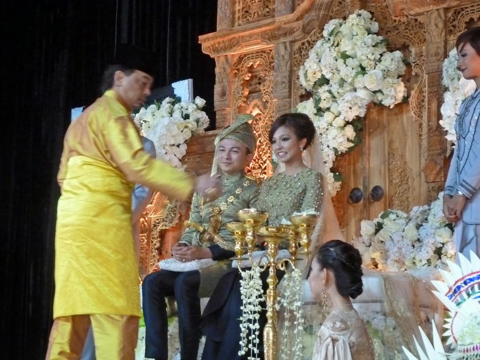 kee hua chee live part 2 the wedding of the year was