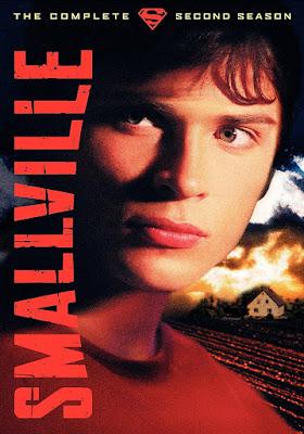 Smallville (TV Series) S02 DVD R1 NTSC Latino