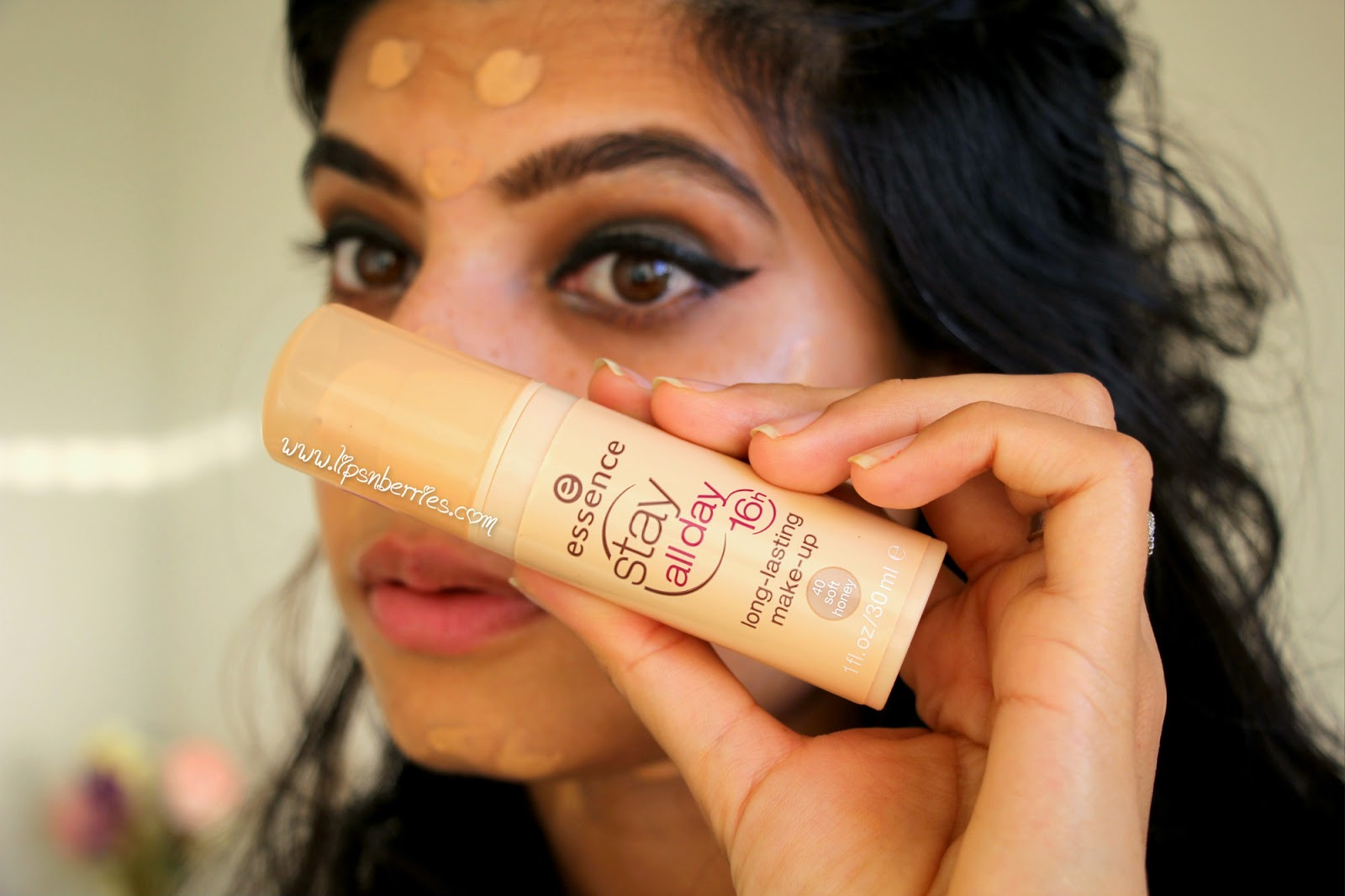 Essence Stay All day foundation review