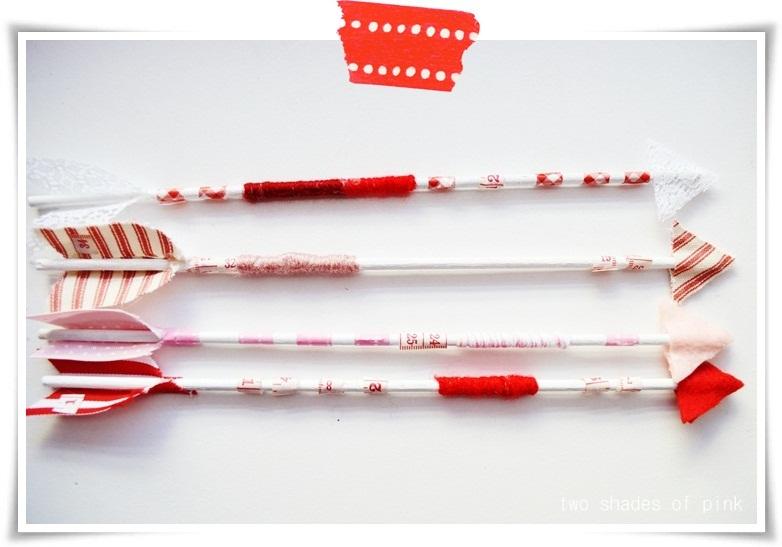 DIY Arrow Valentines