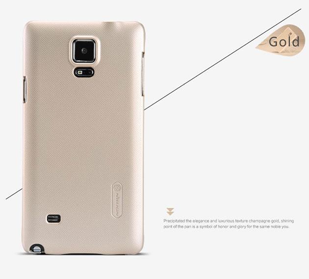 เคส Note 4 ของแท้ 132016 สี ทอง
