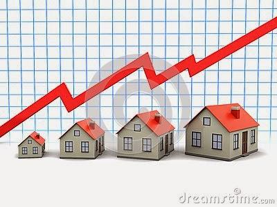 Home Value increase