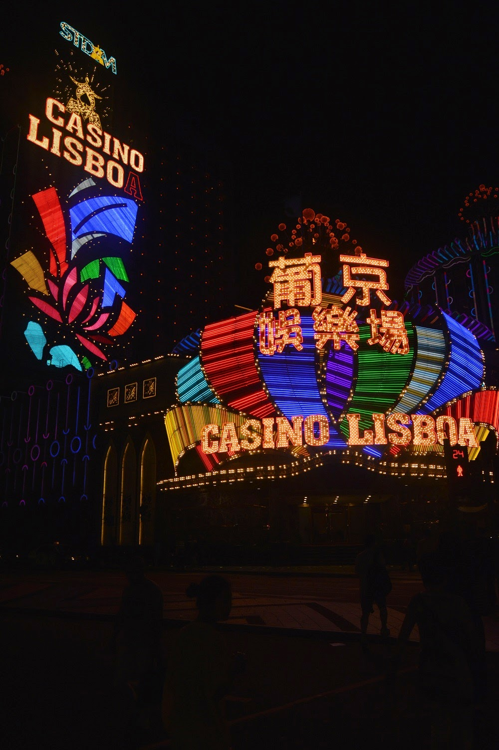 """Casino Lisboa, Macau"""