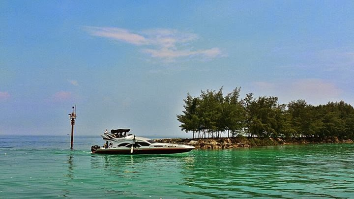 speed boat pulau tidung