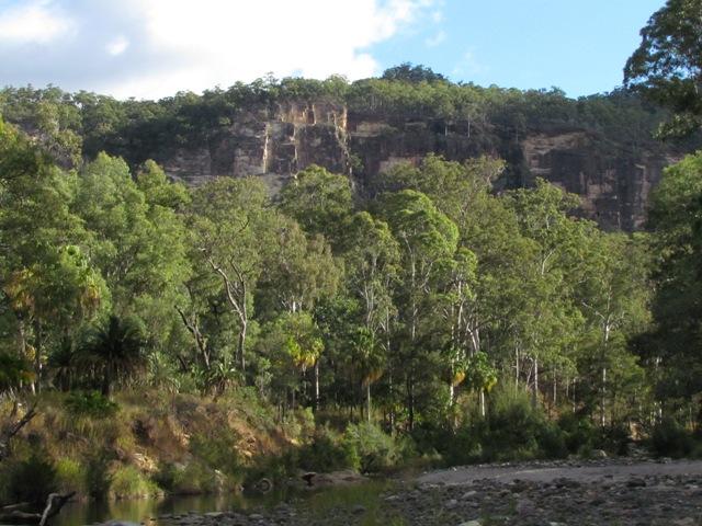 View of Carnarvon Creek