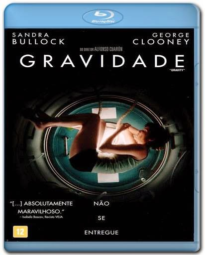 Baixar Gravidade AVI BDRip Dual Áudio + BRRip + Bluray 720p e 1080p + 3D Torrent