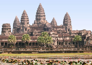 The largest Hindu Temple