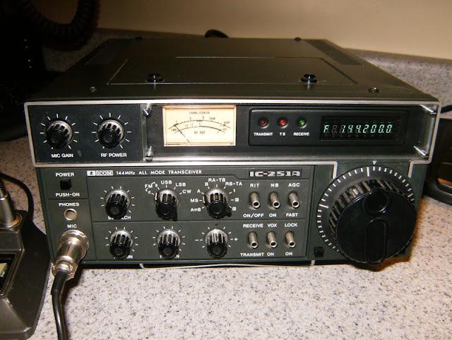 Icom IC-251A