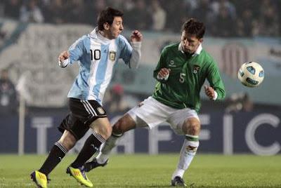 argentina bolivia copa america 2011