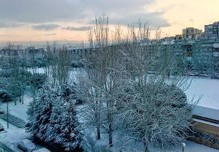 Miércoles mudo: invierno y nieve