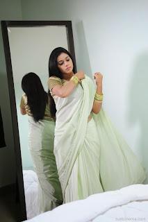 Actress Poorna  In Saree 6.jpg