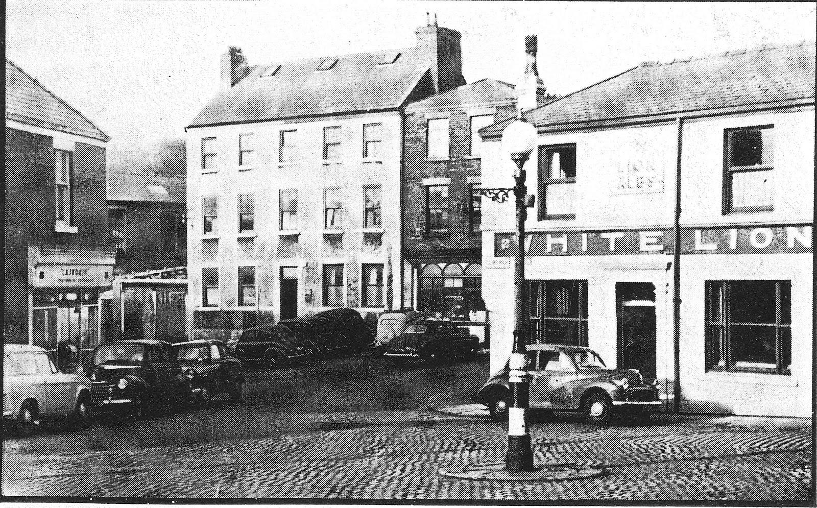 Preston S Inns Taverns And Beerhouses White Lion Syke Hill