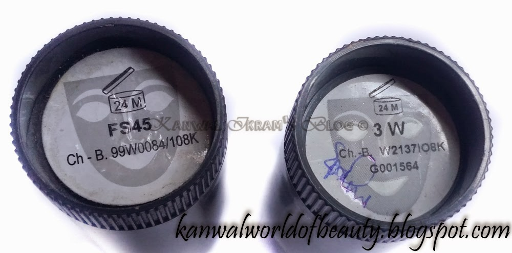 Kryolan Tv Paint Stick Review And Swatches By Kanwal ikram