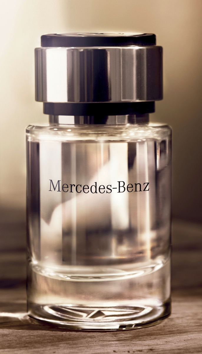 Perfumistico mercedes benz lan a seu primeiro perfume for Mercedes benz cologne review