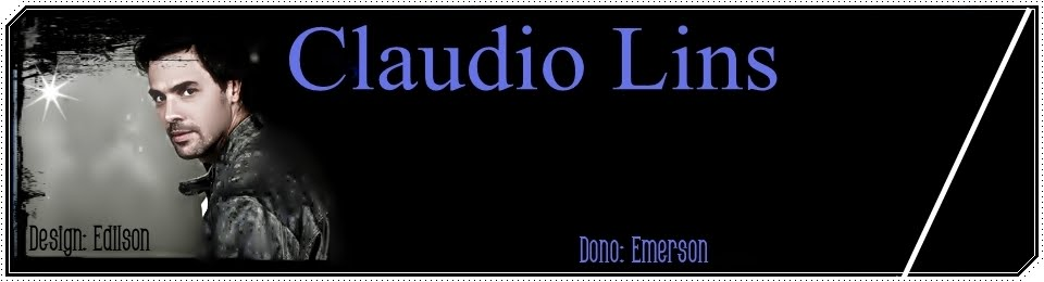 Fã Clube Oficial Claudio Lins
