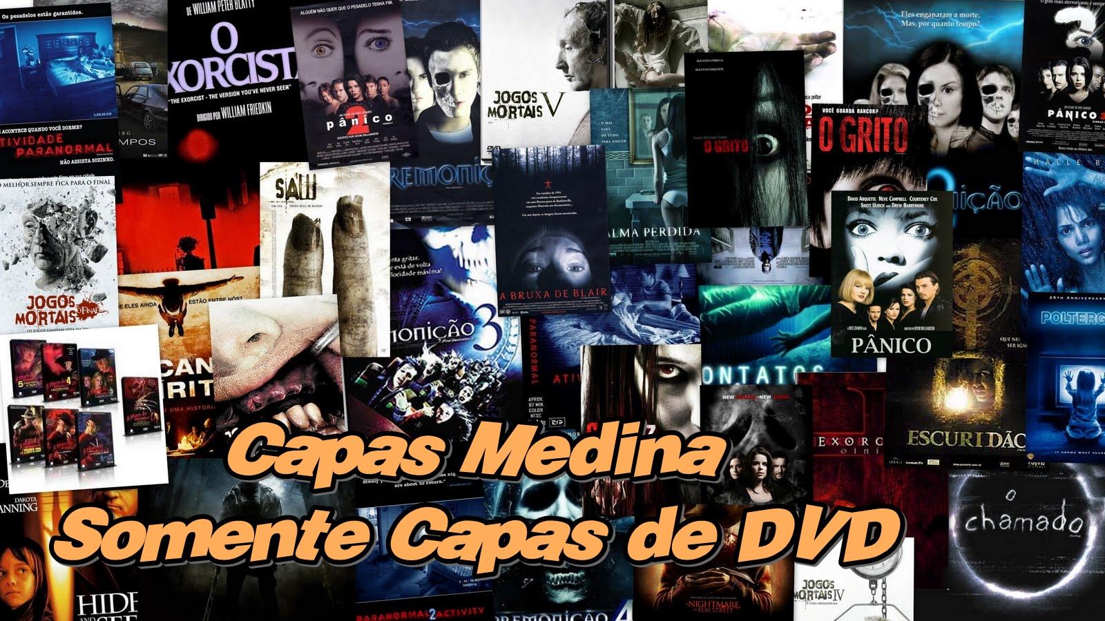 Capas Medina - Somente Capas de DVD