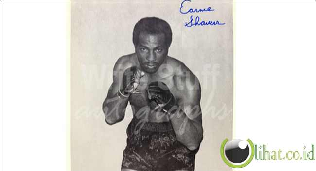 Ernie Sharvers