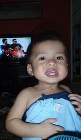 Anas - 2 Tahun