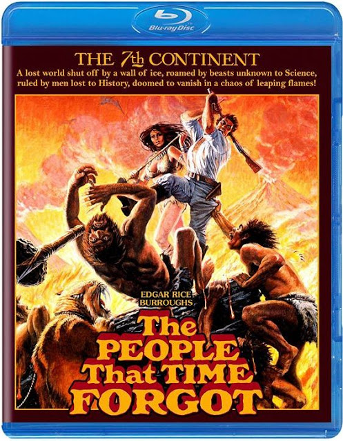 The People That Time Forgot Blu-ray