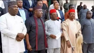 South-east governors are Fulani-Hausa puppets who are working against us - IPOB