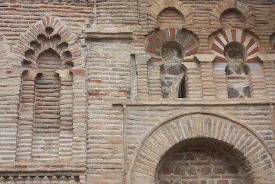 Cristo de la Luz mosque in Toledo