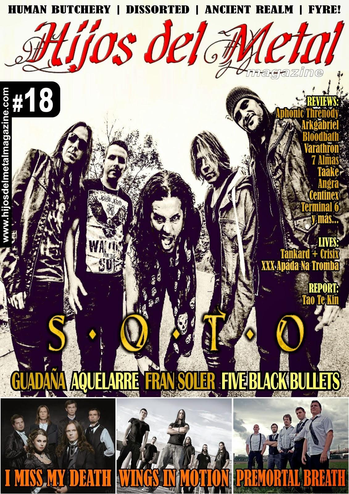 Hijos del Metal #18