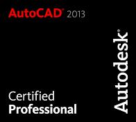 Professionista Certificato AUTODESK® AutoCAD