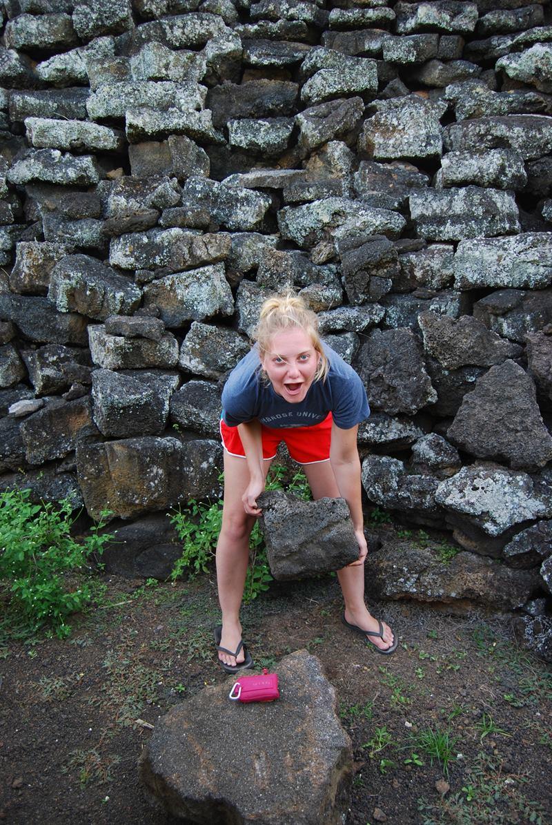 Muro de las Lagrimas, Isabela