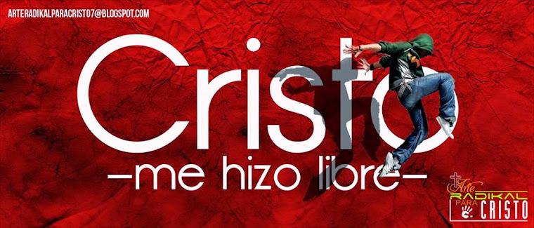 Cristo me hizo libre