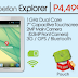 Cherry Mobile Superion Explorer  — 7-inch Dual Core Android Tablet for Only Php4,499