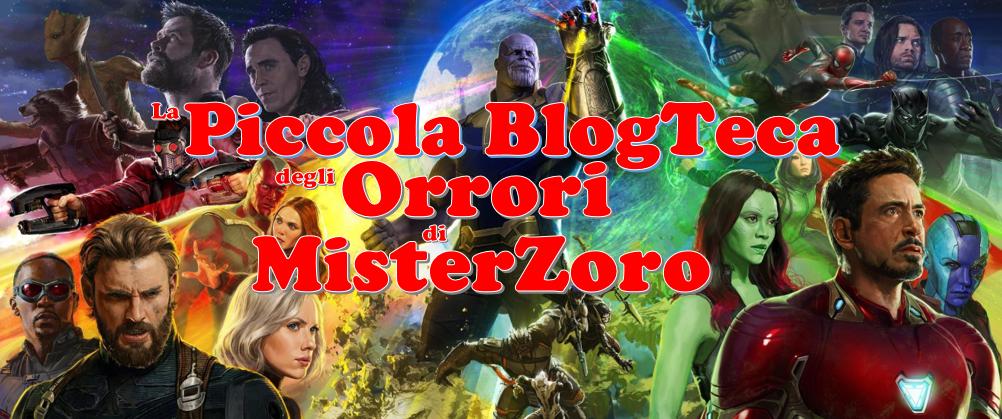 La Piccola BlogTeca degli Orrori di MisterZoro