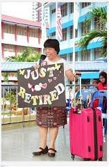 Happy Retirement Ms Teh