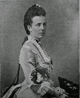 Princesse Albrecht de Prusse, née princesse Marie de Saxe-Altenbourg