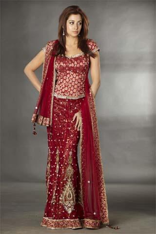 Future Fashions Latest Model Of Ghagra Choli And Salwar Kameez