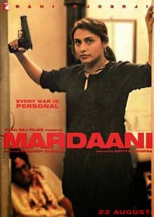 Mardaani Cast and Crew