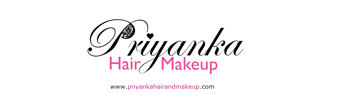Priyanka Hair and Makeup