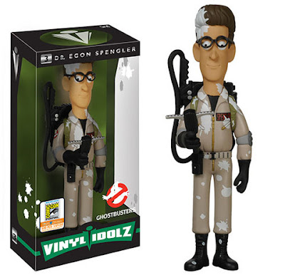 "San Diego Comic-Con 2015 Exclusive Ghostbusters ""Marshmallowed"" Egon Spengler Vinyl Idolz Figure by Funko"