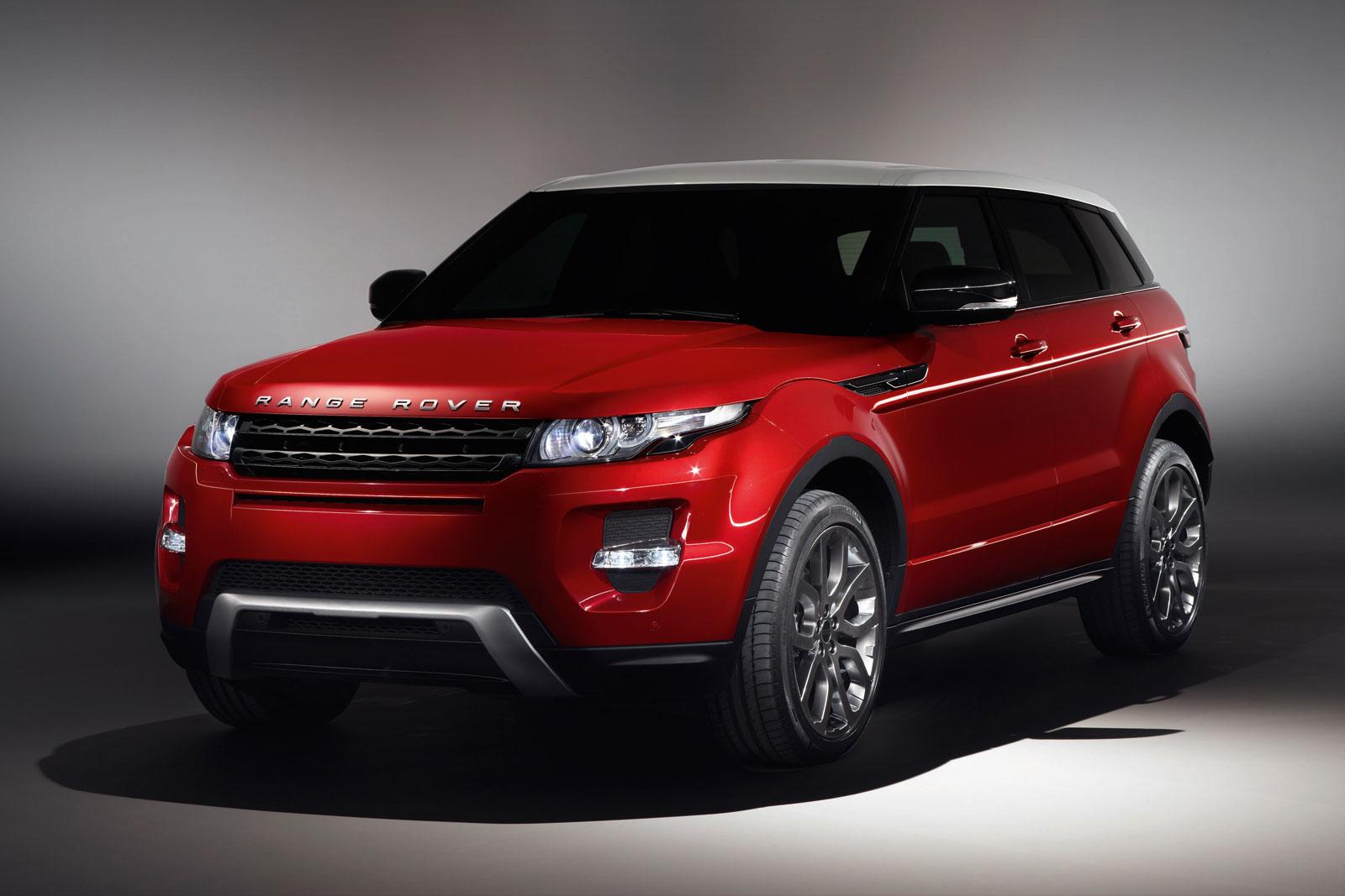 Auto Blog: Range Rover Evoque 2012,fotos e vídeo