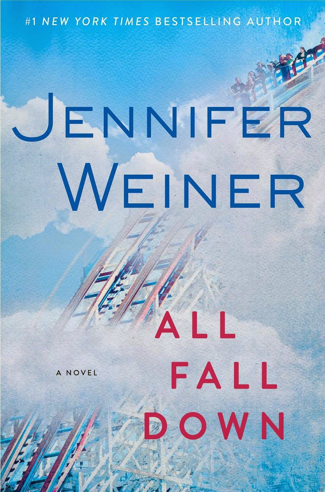 Jennifer Weiner, All Fall Down, Books