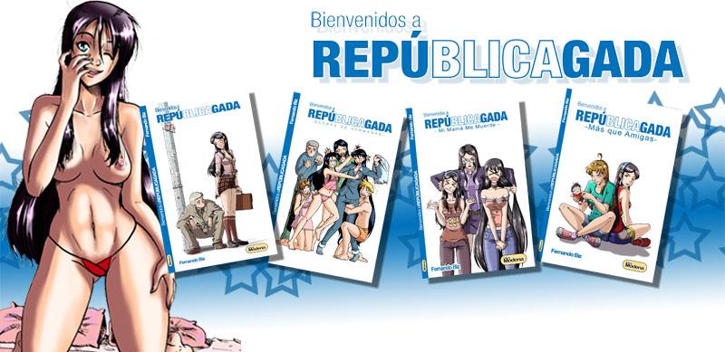 Bienvenidos a República Gada -Blog oficial-
