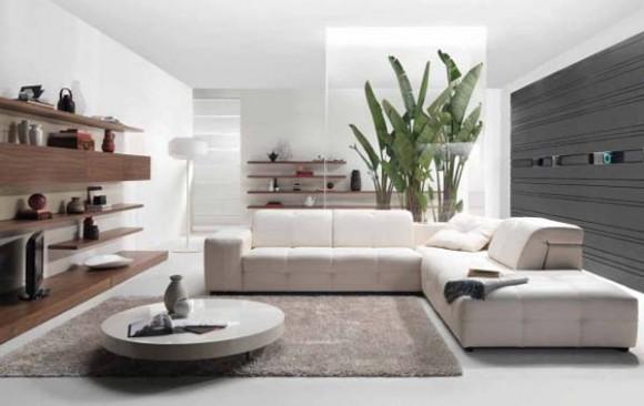 Varios estilos de living rooms por natuzzi c mo arreglar for Estilos de muebles para sala